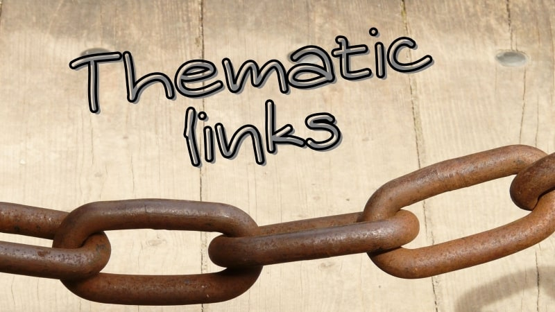 Thematic links